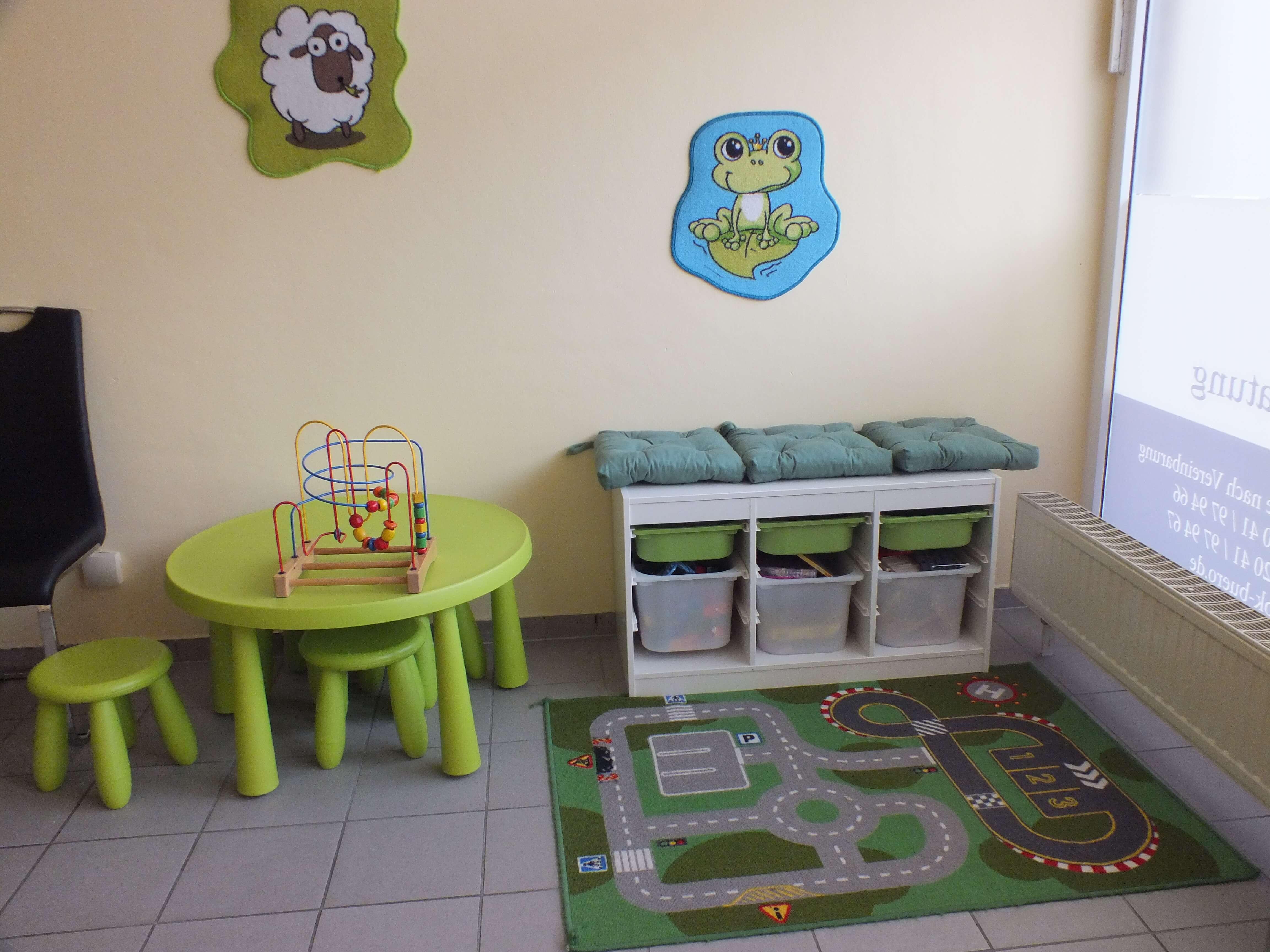 Spielecke für Kinder | bk-buero.de